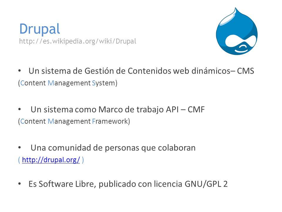 Drupal http://es.wikipedia.org/wiki/Drupal