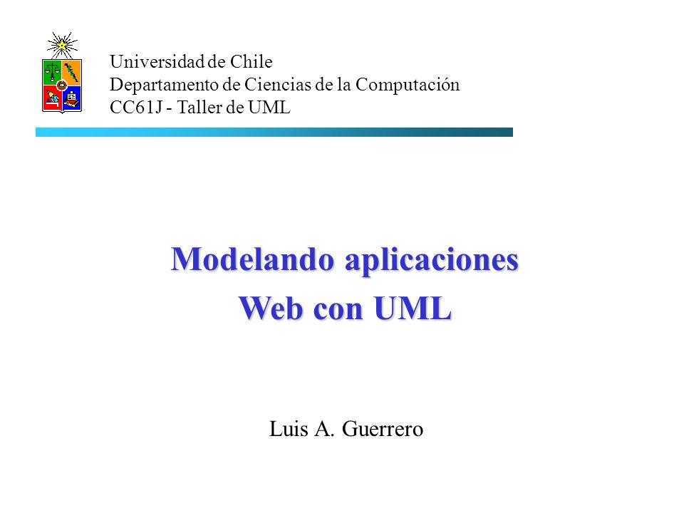 Modelando aplicaciones