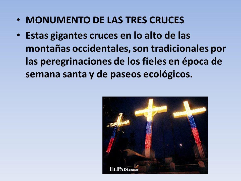 MONUMENTO DE LAS TRES CRUCES