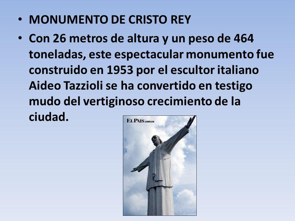 MONUMENTO DE CRISTO REY