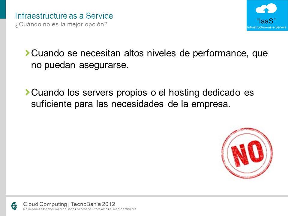 Infraestructure as a Service
