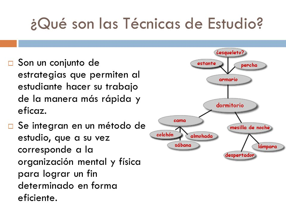 T cnicas de estudio ppt descargar for Que son tecnicas de oficina