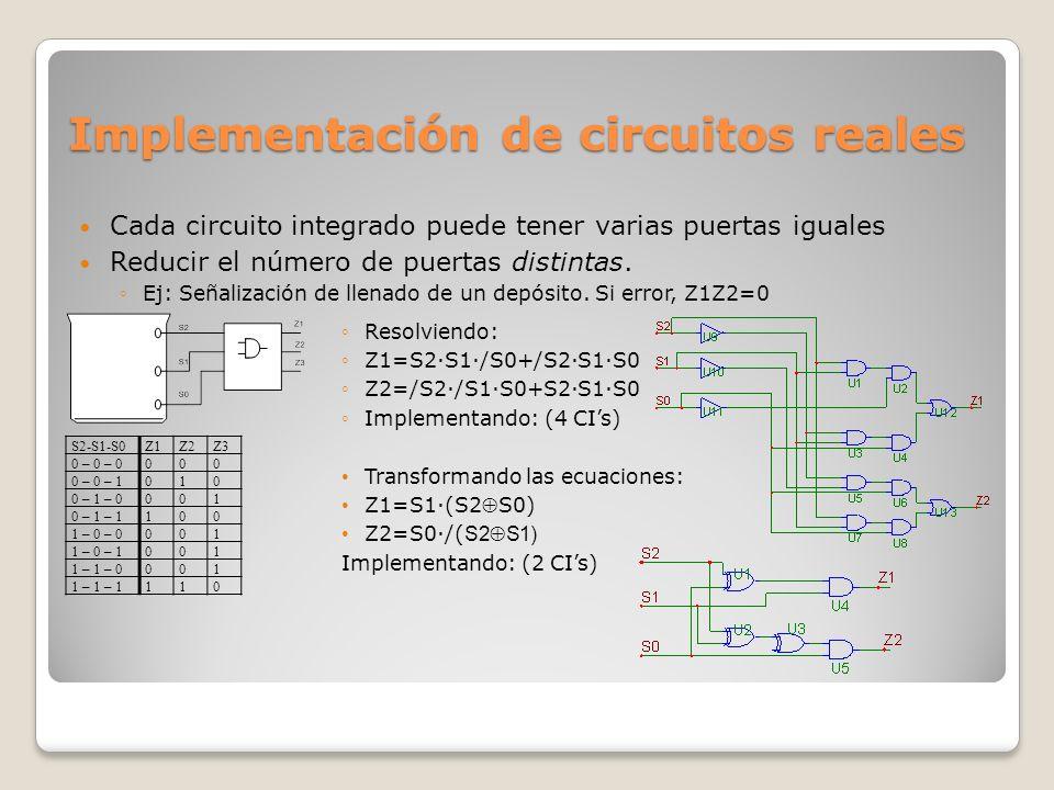 Circuito Integrado De Dimensiones Muy Pequeñas : Tema diseño con circuitos comerciales ppt descargar