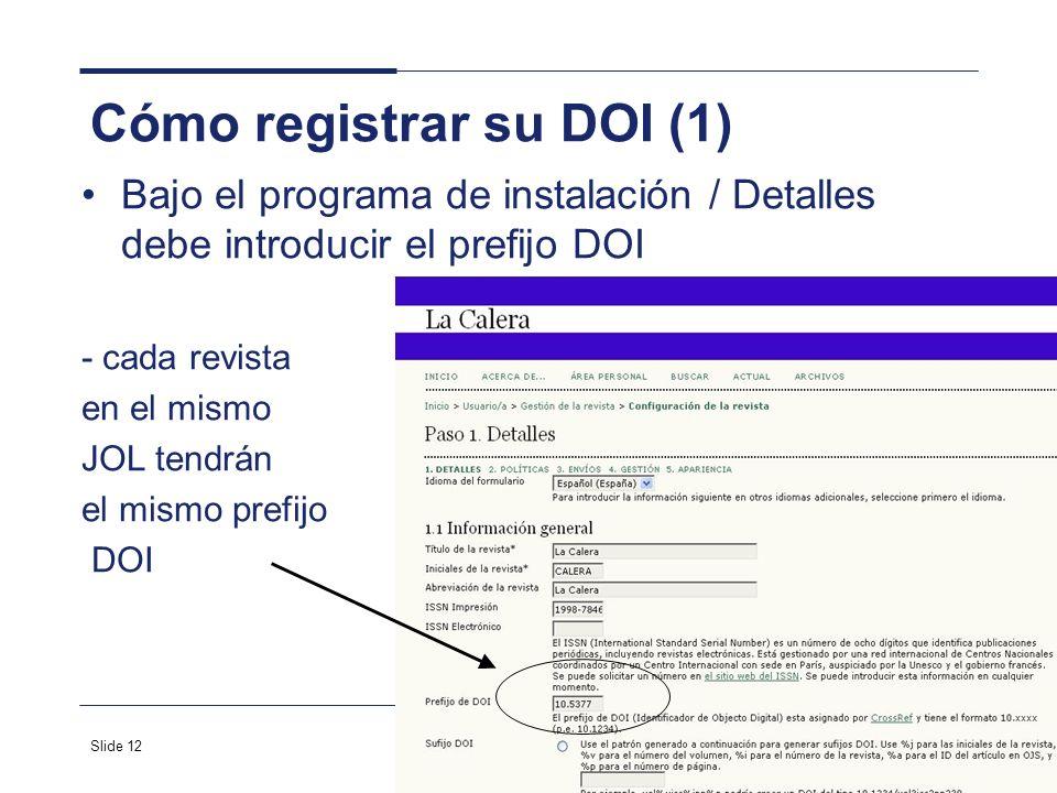 Cómo registrar su DOI (1)