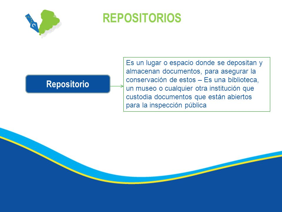 REPOSITORIOS Repositorio