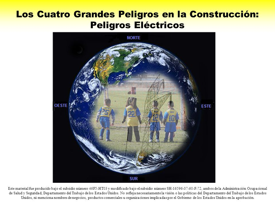 Los Cuatro Grandes Peligros en la Construcción: Peligros Eléctricos