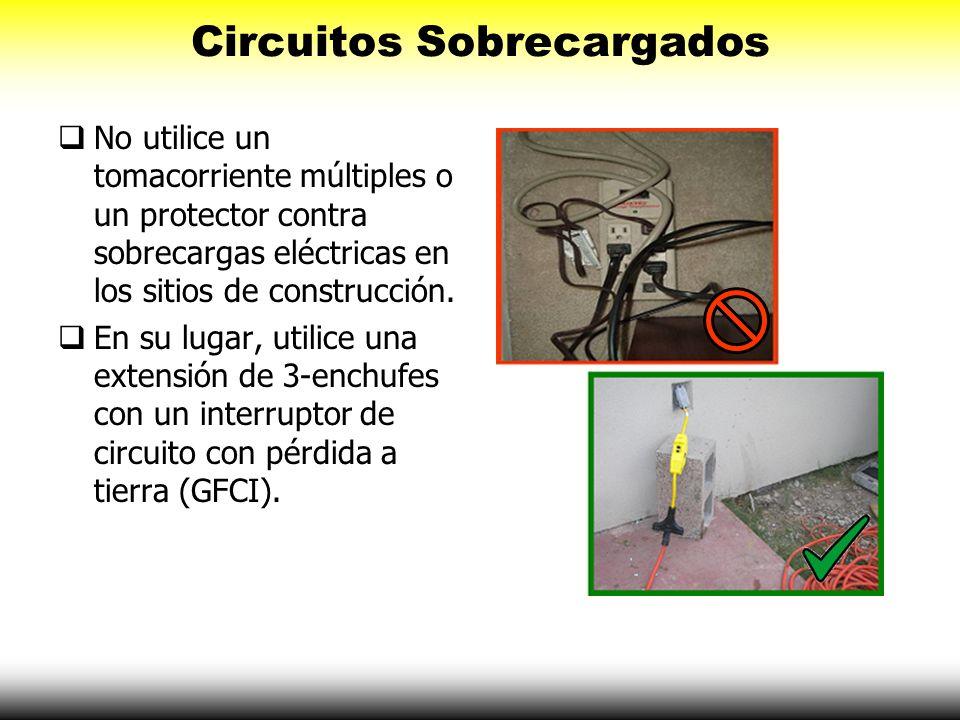 Circuitos Sobrecargados
