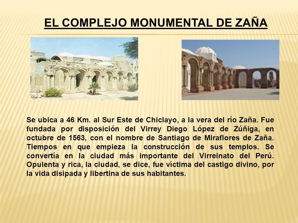 EL COMPLEJO MONUMENTAL DE ZAÑA