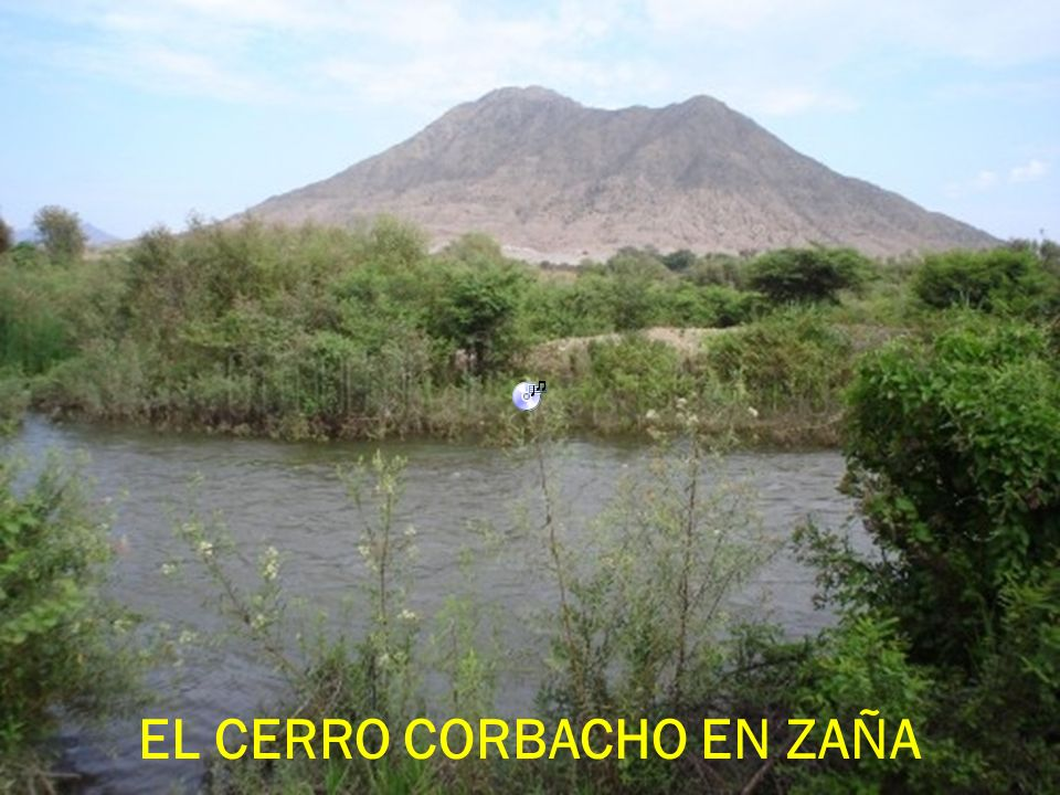 EL CERRO CORBACHO EN ZAÑA