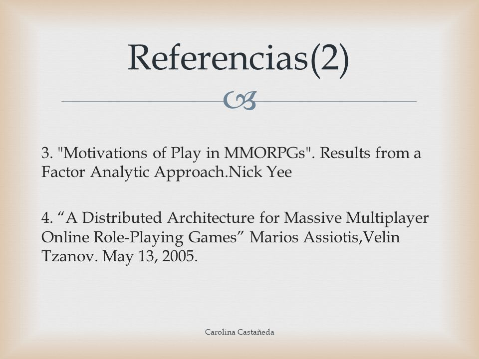 Referencias(2)