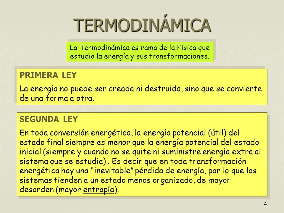 TERMODINÁMICA PRIMERA LEY