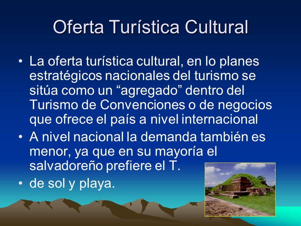 Oferta Turística Cultural