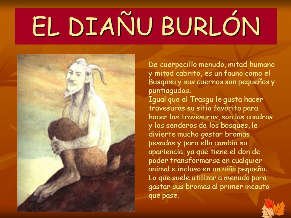 EL DIAÑU BURLÓN