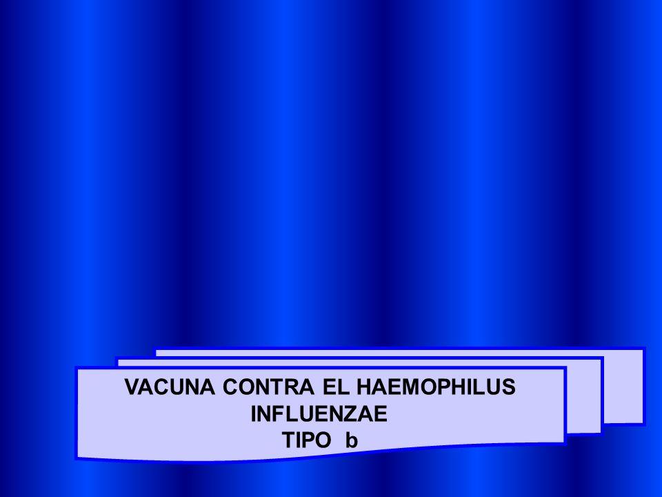 VACUNA CONTRA EL HAEMOPHILUS