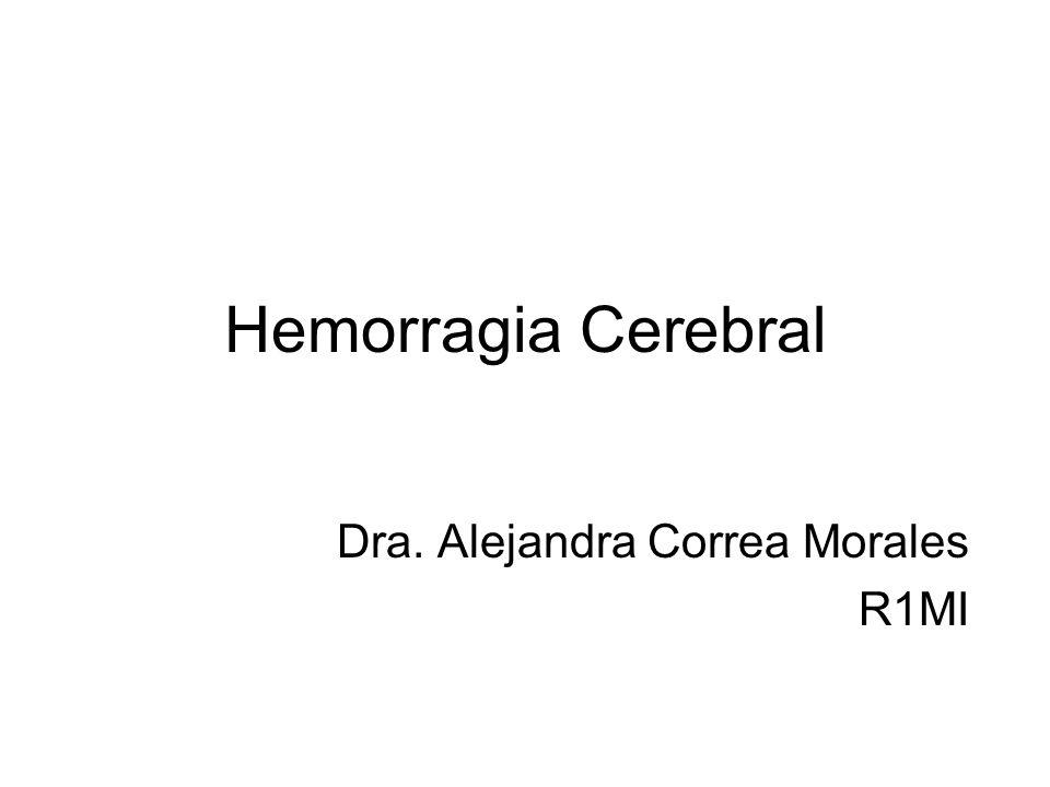 Dra. Alejandra Correa Morales R1MI