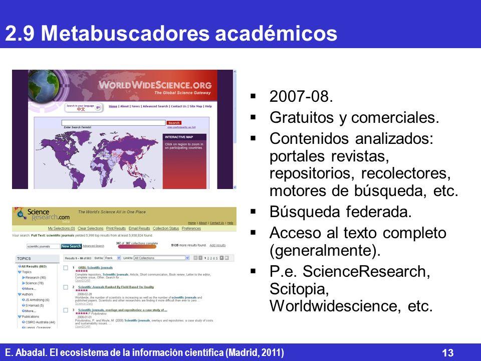 2.9 Metabuscadores académicos