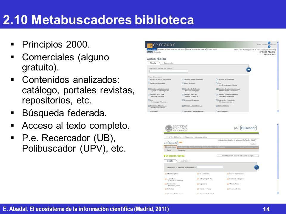 2.10 Metabuscadores biblioteca