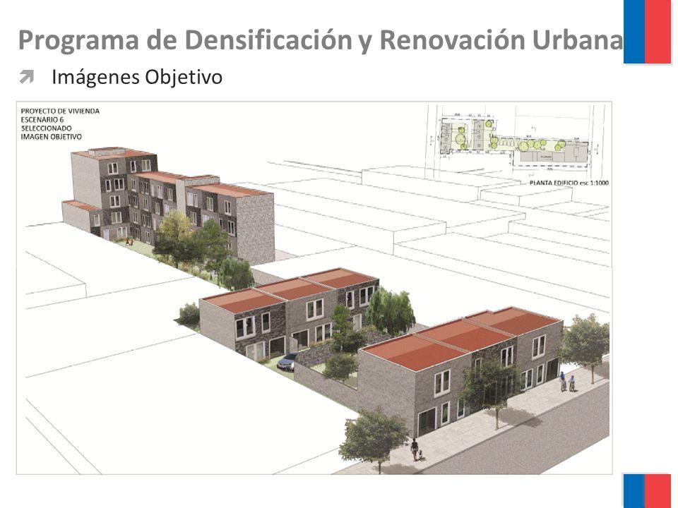 Programa de Densificación y Renovación Urbana