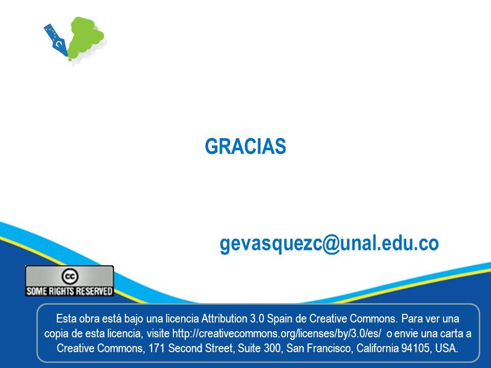 GRACIAS gevasquezc@unal.edu.co