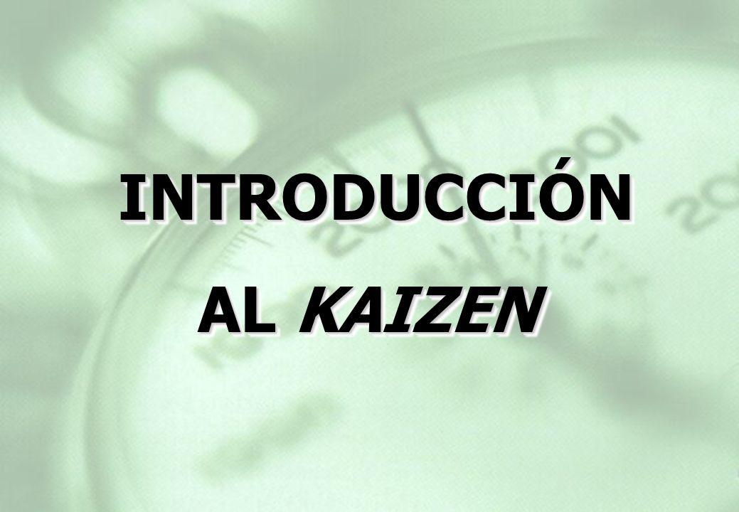 INTRODUCCIÓN AL KAIZEN