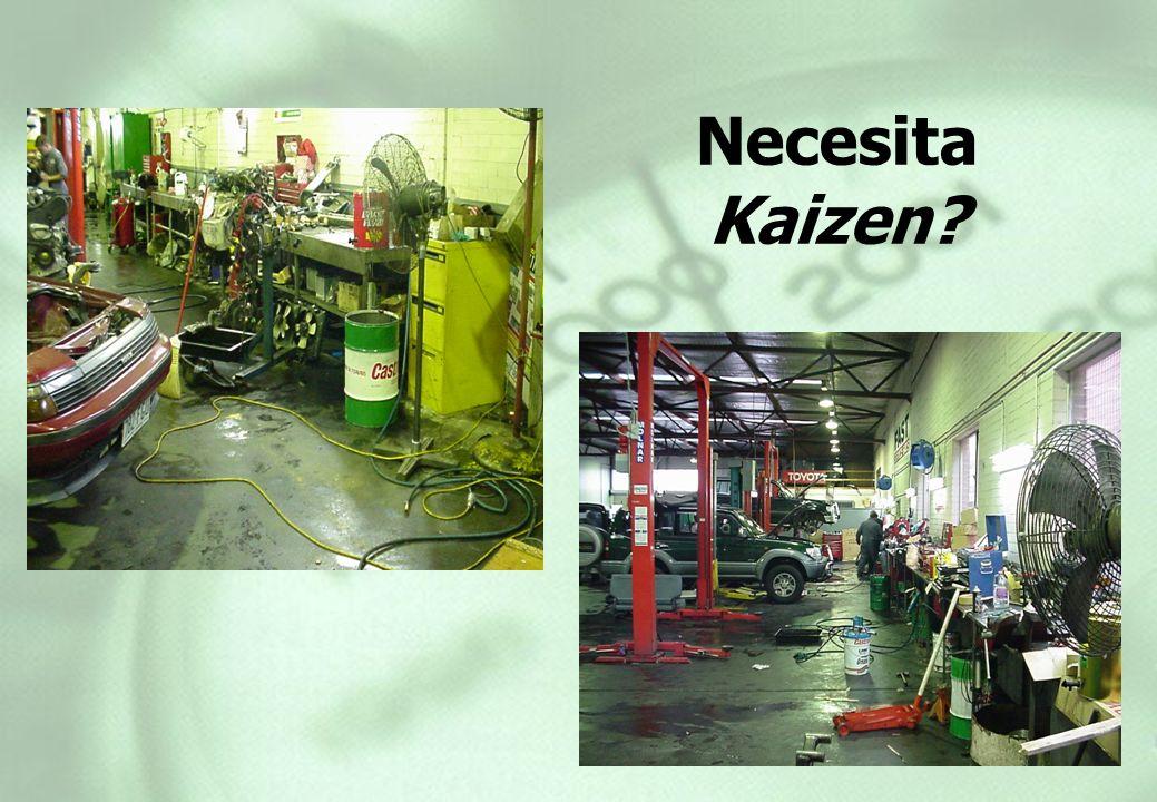 Necesita Kaizen