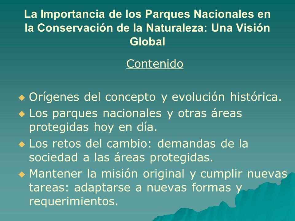 La Importancia de los Parques Nacionales en la Conservación de la Naturaleza: Una Visión Global