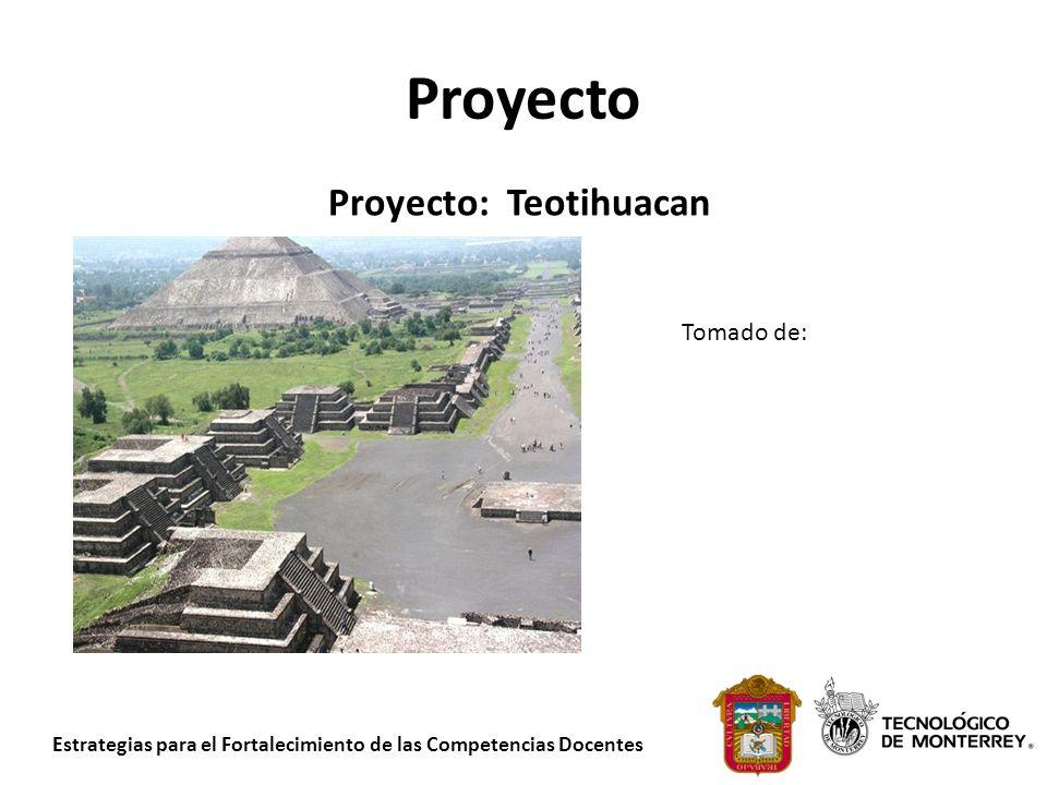 Proyecto: Teotihuacan