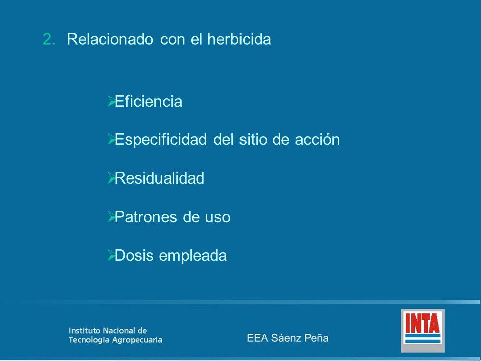 Relacionado con el herbicida