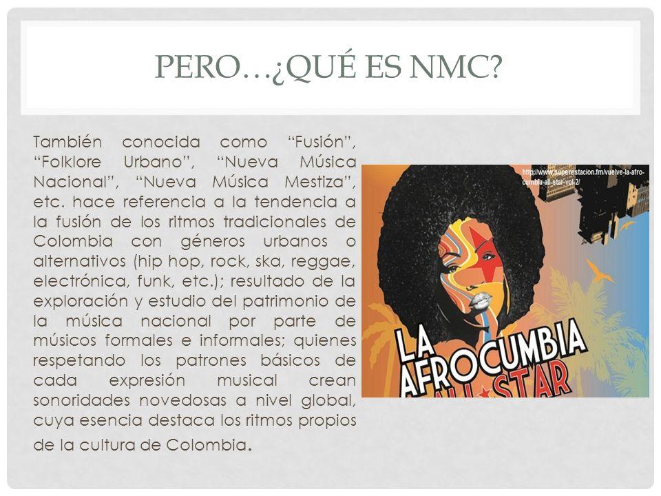 Pero…¿Qué es NMC