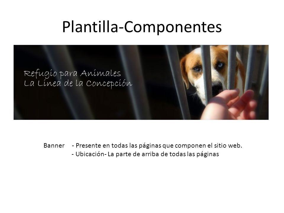 Plantilla-Componentes