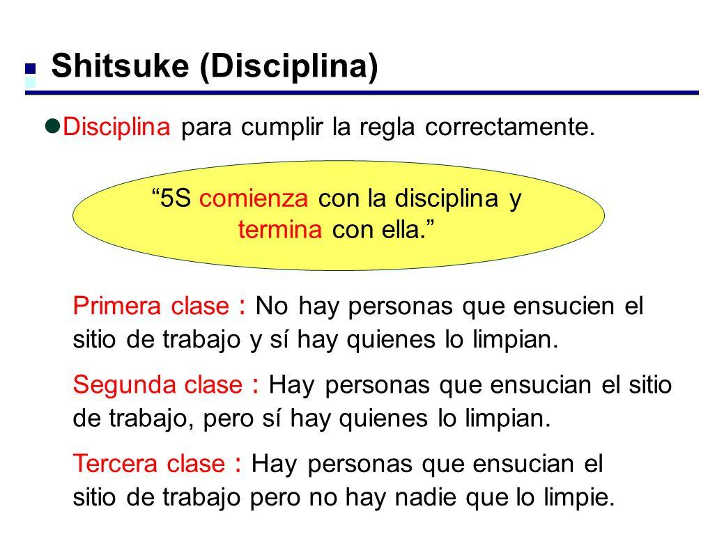 Shitsuke (Disciplina)