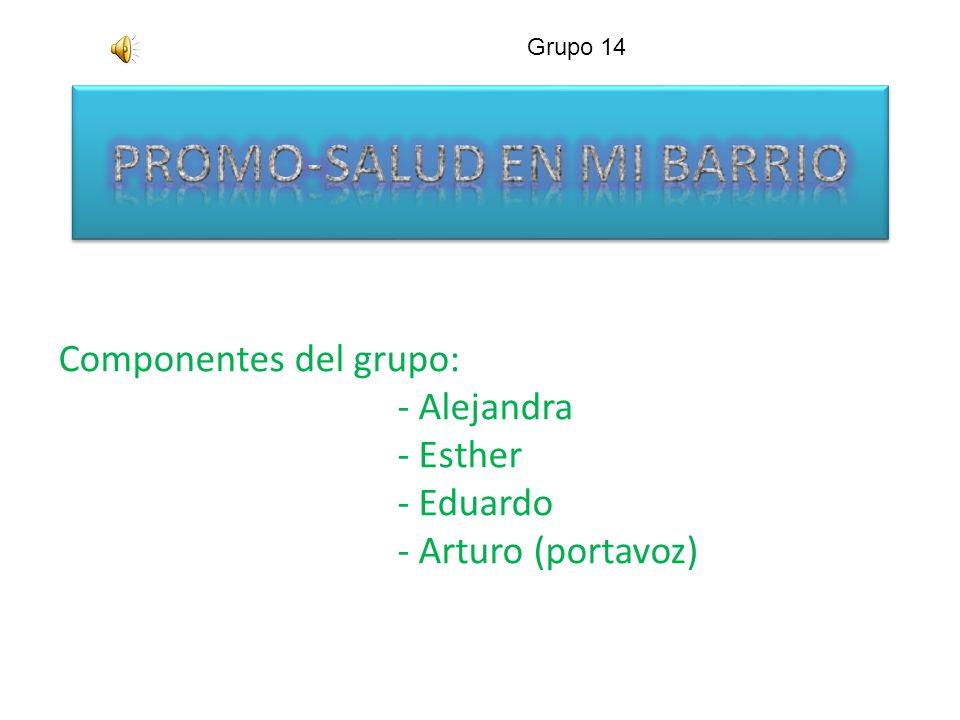 PROMO-SALUD EN MI BARRIO