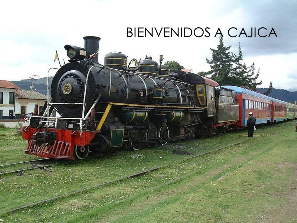 cajica BIENVENIDOS A CAJICA