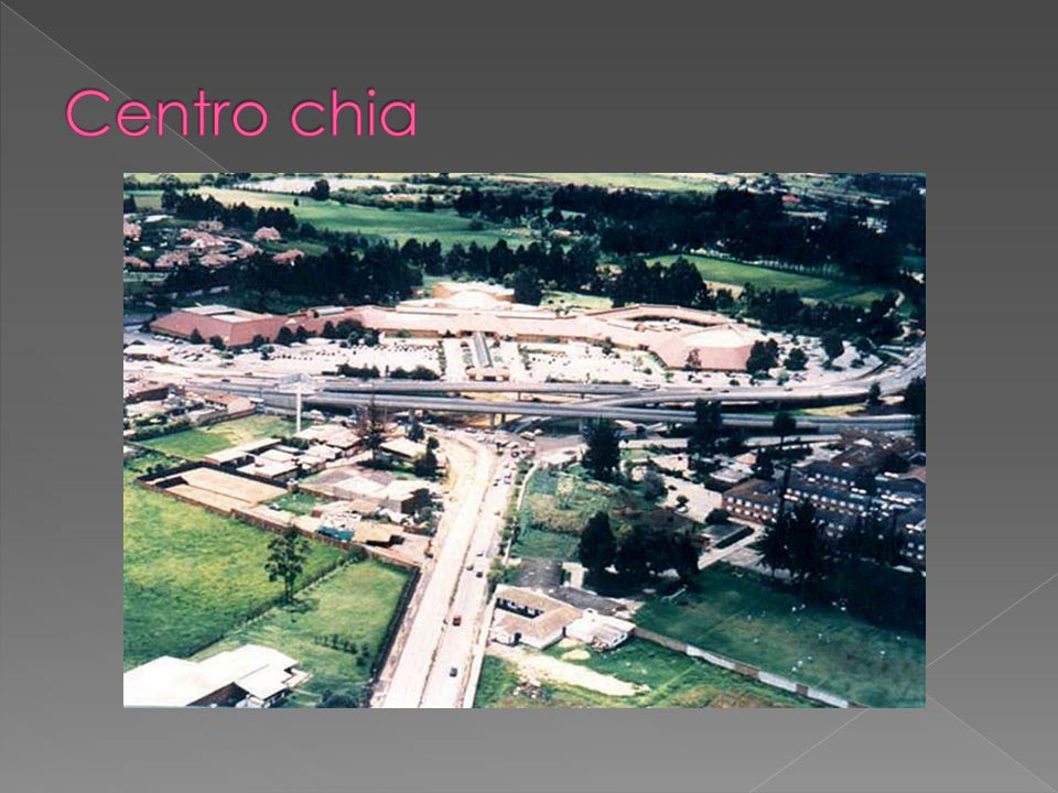 Centro chia