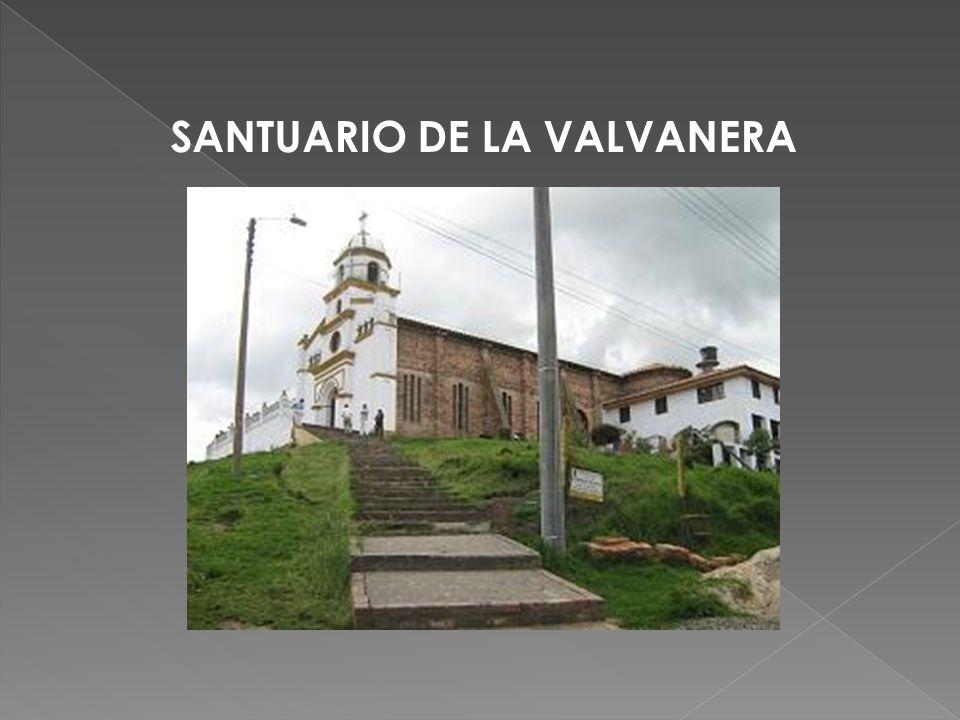 SANTUARIO DE LA VALVANERA