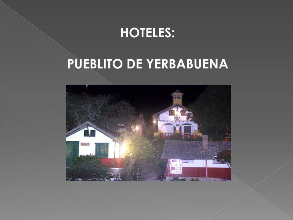 PUEBLITO DE YERBABUENA