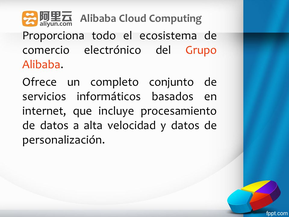 Alibaba Cloud Computing