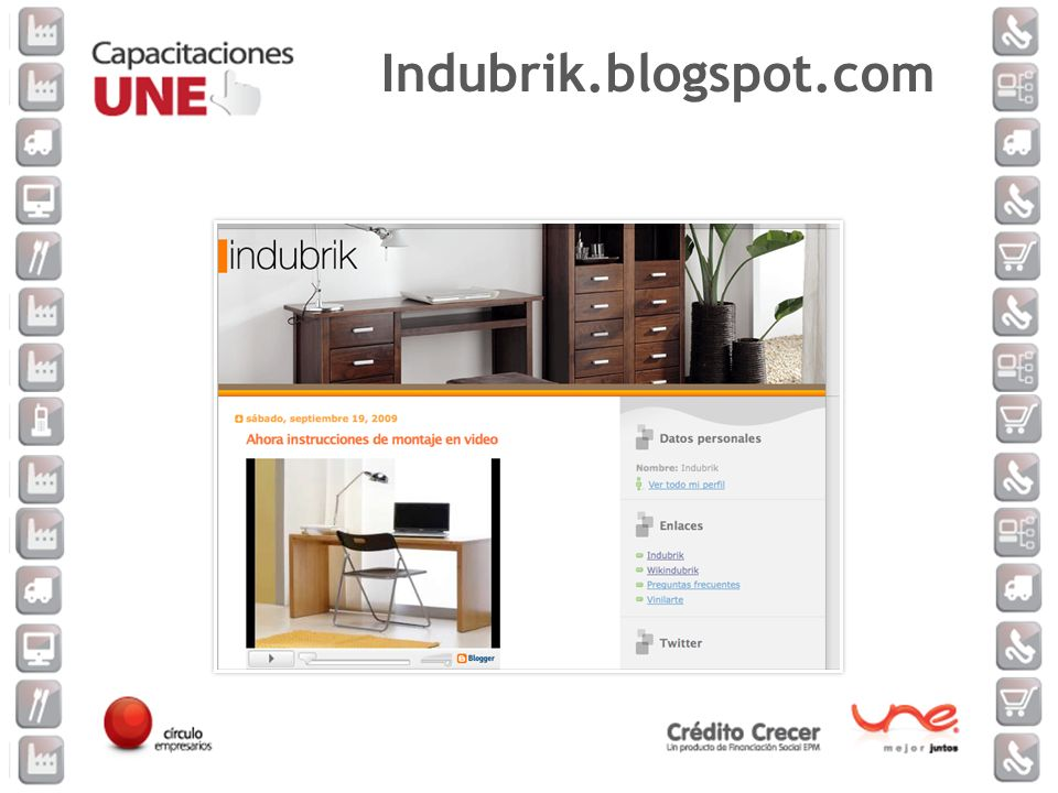 Indubrik.blogspot.com