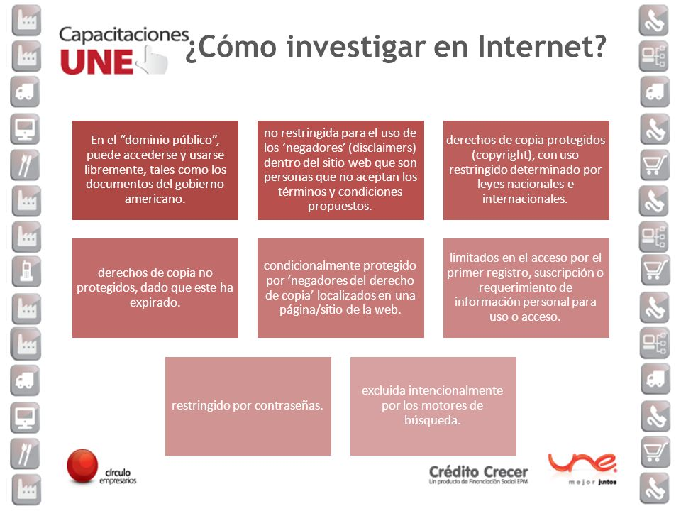 ¿Cómo investigar en Internet