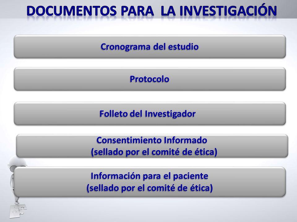 Documentos Para la investigación