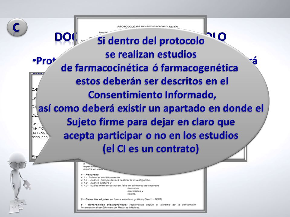 DOCUMENTOS DEL PROTOCOLO