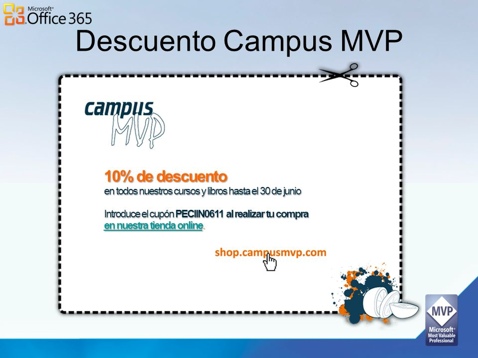 Descuento Campus MVP