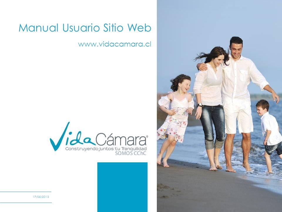 Manual Usuario Sitio Web