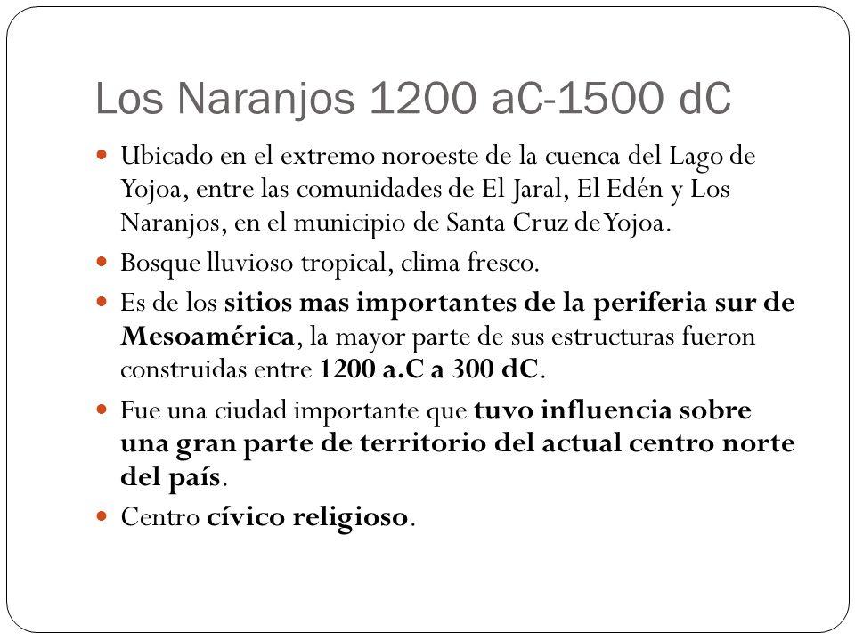 Los Naranjos 1200 aC-1500 dC
