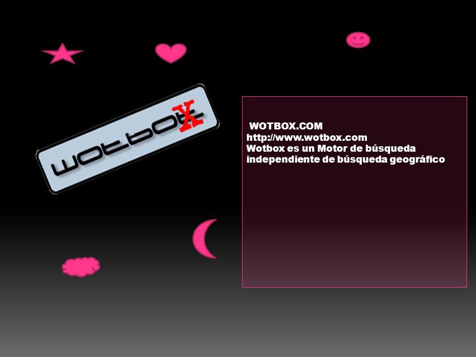 WOTBOX.COM http://www.wotbox.com.