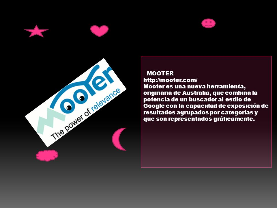 MOOTER http://mooter.com/