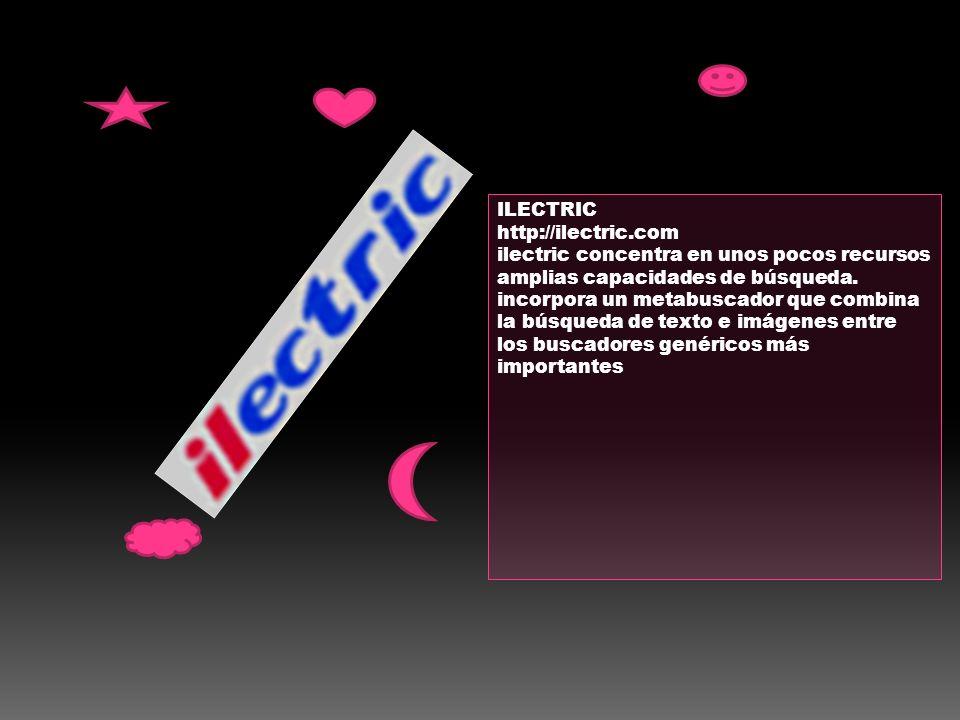 ILECTRIC http://ilectric.com.