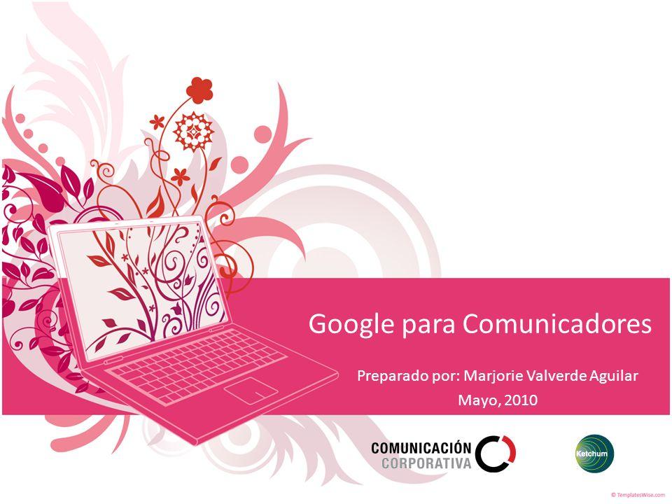 Google para Comunicadores