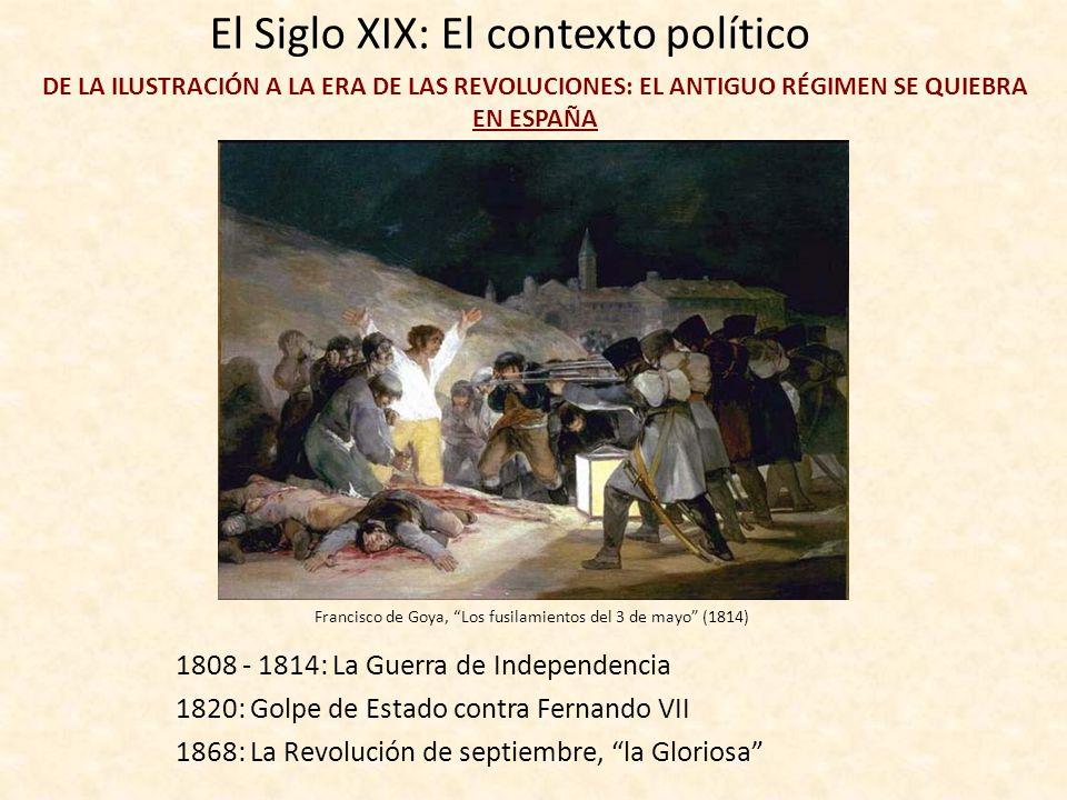 El Siglo XIX: El contexto político