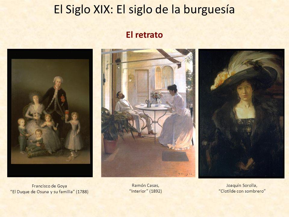 El Siglo XIX: El siglo de la burguesía